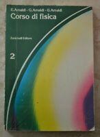 E G U AMALDI - CORSO DI FISICA 2 II - ED: ZANICHELLI - ANNO: 1996 (AZ)