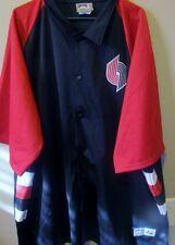 Portland Trail Blazers Shooting jersey - Hardwood Classics Adult 4XL