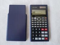 Dual Power Wissenschaftlicher Taschenrechner D1-5 zweizeilig für Schule/Studium