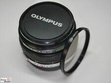 Olympus F.Zuiko Auto-S 1,8/50mm Objektiv lens OM-System analog 35mm Film