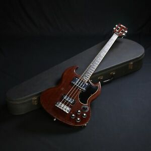 Gibson EB-3 Slotted Headstock 1970