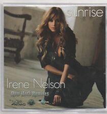Irene Nelson Sunrise Limited Promo Remixes CD Jason Nevins and Chew Fu