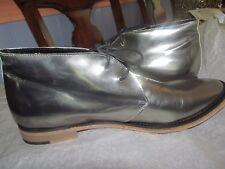 Sigerson Morrison New Helmut Pyrite Chukka Boots SZ 11