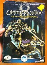 Ea Games - Ultima Online Lord Blackthorn's Revenge Pc Game Cd Still Sealed *Qa