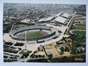 ATHENS OLYMPIC STADIUM Griechenland Spyros Louis Postkarte Stadion Postcard