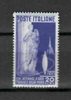 s21575) ITALIA 1951 MNH**Nuovi** Arte Tessile 1v