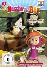 MASCHA UND DER BÄR - 05/DIE HEIMWERKER  DVD NEUF
