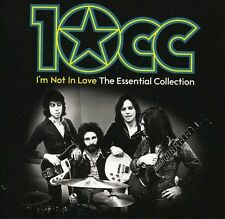 I'm Not In Love: The Essential Collection - 10cc (2012, CD NIEUW)
