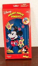 DISNEY MICKEY MOUSE PINBALL BAGATELLE TOY SCHYLLING MIB