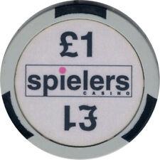 New ListingSpielers Casino Westcliff - $1.00 Casino Chip