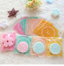 Candy Cookies Packaging Bag Plastic Wrap Party Gifts Sweets Cute Storage 100 Pcs