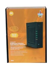 Motorola SURFboard Gateway SBG901 DOCSIS 2.0 Wireless G Cable Modem
