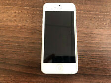 Apple iPhone 5 Silver A1429 *FAULTY* *TRADE BUYERS ONLY*