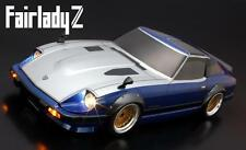 ABC 1/10 Nissan Fairlady Z S130 Fender Ver 200mm On Road Clear Body #66131 OZ RC