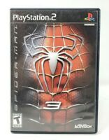 Spider-Man 3 Sony PlayStation 2 PS2 Game