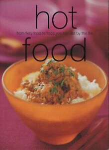 Murdoch Books - HOT FOOD - SC - NEW COND - FREE TRACKED POST