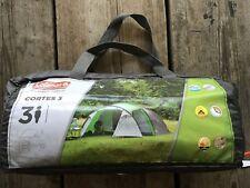 Coleman Cortes 3 Camping Zelt 2000030275