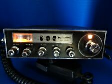 Vintage 1977 MIDLAND Model 79-893 Mobile 40 Channel CB Radio Transceiver AM -SSB