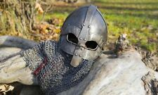 Medieval Viking Funta Helmet Armour Helmet Roman knight helmet Larp sca