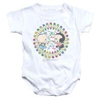 Pontiac ICONIC FIREBIRD Licensed Infant Snapsuit S-XL