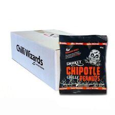 Geräuchert Chipotle Chili Erdnüsse - Großhandel Case 24 X 80g Packungen