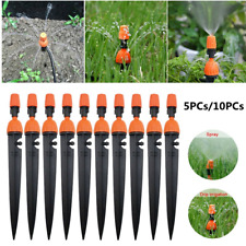 More details for 5/10x auto lawn garden watering spray misting nozzle sprinkler irrigation system