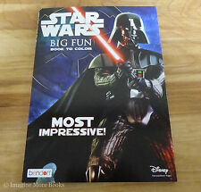 NEW Coloring Book: Star Wars: Most Impressive ~ 96 pages
