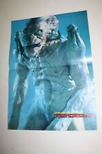 Pumpkinhead Fangoria Collectible Fold-Out Poster Scream Greats #46