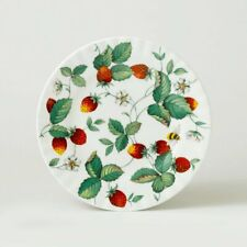Roy Kirkham Kuchenteller Alpine Strawberry Erdbeeren