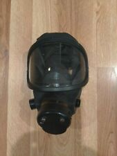 Medium Msa Facemask Scba Air Pack Fire Dept Fireman Fire Fighter