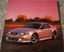 2001 Ford Roush Mustang Stage 3 ht car print (silver)