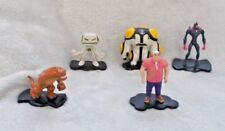 Cartoon Network - Ben 10 -  Micro Collection Figures X5 - Set 3