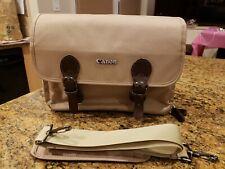 Canon Shoulder Bag / Beige with Straps
