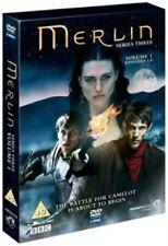 Merlin Series 3 Volume 1 5030697019226 DVD Region 2 P H