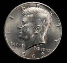 1965 Kennedy Silver Half Dollar Uncirculated Gem *3751 Free S/H