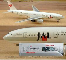 DRAGON WINGS JAL JAPAN Airlines B777 1:400 Diecast Plane Model PROCYON JA8985