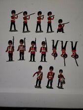 Pre-war Britains toy soldiers