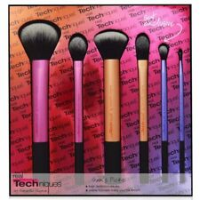Real Techniques Sam's Picks 6pcs Makeup Brushes Powder Blush Foundation Set