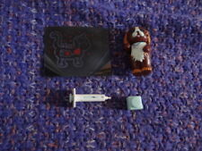 Vintage Kenner Littlest Pet Shop Care Center Dog and Some Accessories From 1993