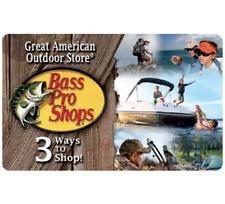 Buy a $50 Bass Gift Card & get a bonus $10 eBay Code - Via Email
