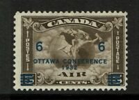 Canada SC# C4, Mint Hinged  - S2411