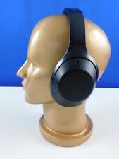 SONY High-Resolution Kopfhörer Ohrhörer Bluetooth NFC Kabellos Schwarz