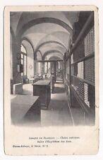 abbaye de flavigny  cloître extérieur salle d'expédition des anis