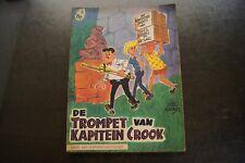 Strip-  Dees Dubbel & Cesar - De trompet van kapitein Crook