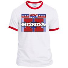 Honda, HRC, Racing, Motorsports, Motorcycle, Motorbike, Logo, T-shirt