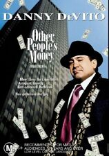 Other People's Money - Danny DeVito  (DVD, 2005) NEW & SEALED  R4 FREE POST
