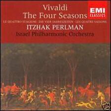 Vivaldi: The Four Seasons Itzhak Perlman DDD CD