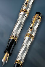 MONTBLANC PATRON OF THE ART KARL DER GROSSE CHARLEMAGNE 4810 FOUNTAIN PEN