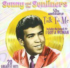 Sunny & Sunline - Talk To Me-50Th Anniversa [New CD]
