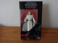 "Star Wars Last Jedi Black Series 6"" Luke Skywalker #46 MIB In hand"